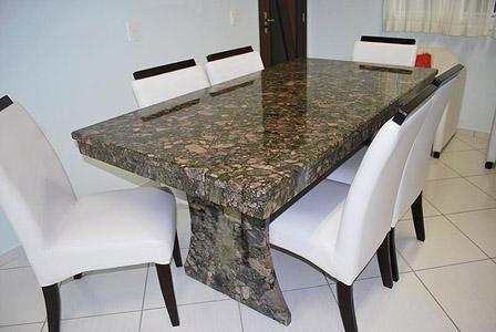 Mesas de comedor y de oficina en piedra natural litos online for Natural burguer mesa y lopez