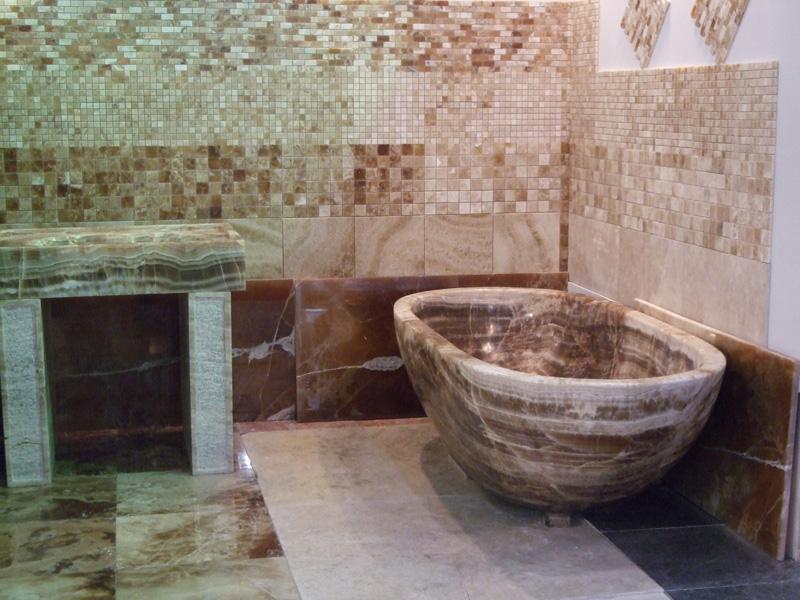 Dise os en piedra para ba os i litosonline for Disenos de banos con piedras