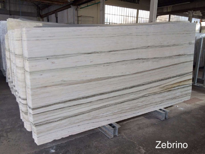 Different varieties of marble from carrara all about for Marmo zebrino